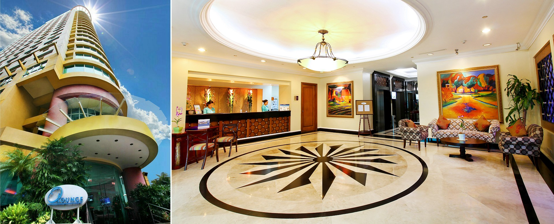 Best Western Oxford Suites - Lobby
